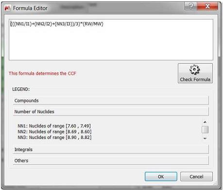 Formula Editor: Design your quantitation analysis - Mestrelab Resources