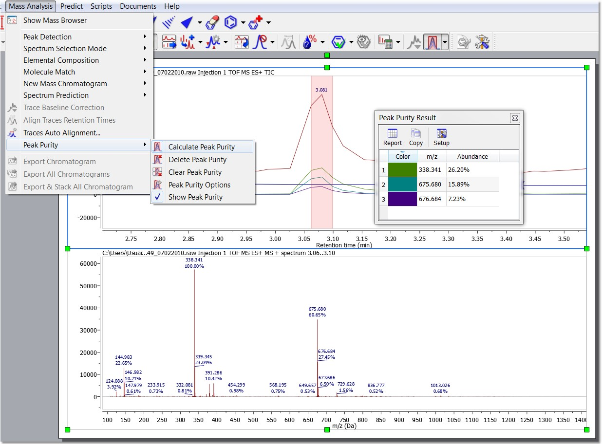 What's new in Mnova 11 0 0 - Mestrelab Resources